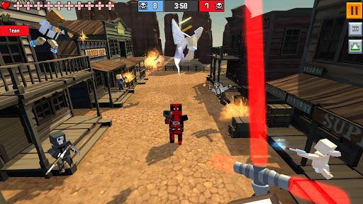 Pixel Fury: Multiplayer in 3D 13.0 screenshots 4