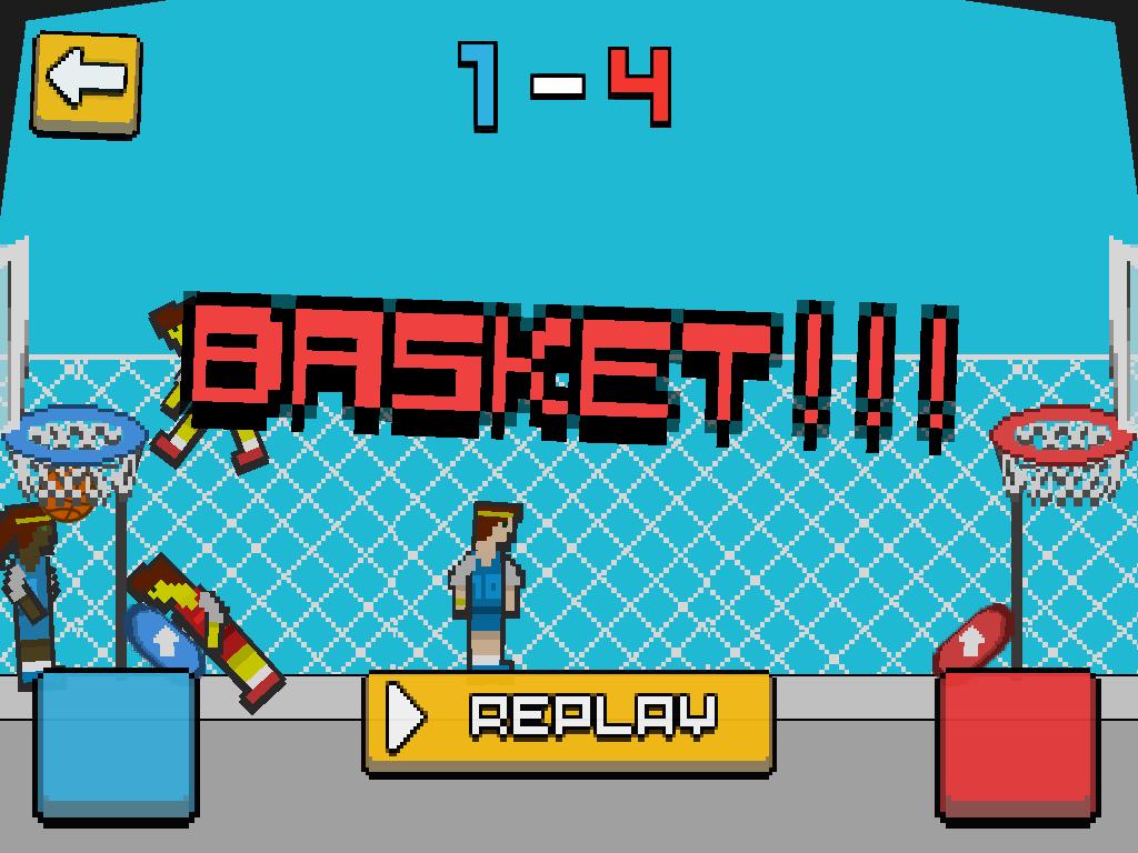physics games basketball