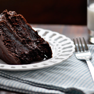 Moist Buttermilk Chocolate Cake Recipes.
