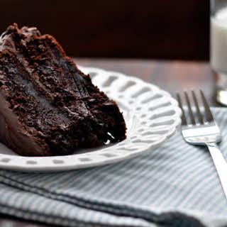 Moist Buttermilk Chocolate Cake Recipes.