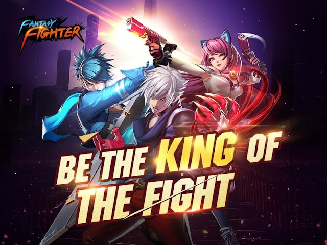 android Fantasy Fighter Screenshot 5