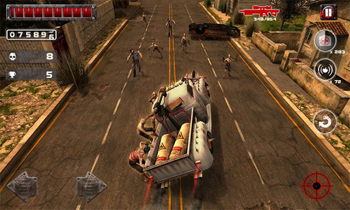 Zombie Squad screenshot 18