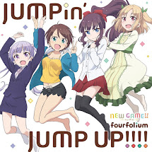 New Game!! ED Single – JUMPin' JUMP UP!!!!