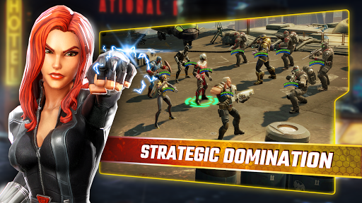 MARVEL Strike Force 1.3.2 mod screenshots 3