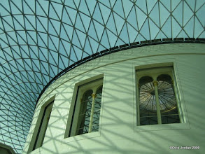 Photo: The Reading Room, British Museum, London, England