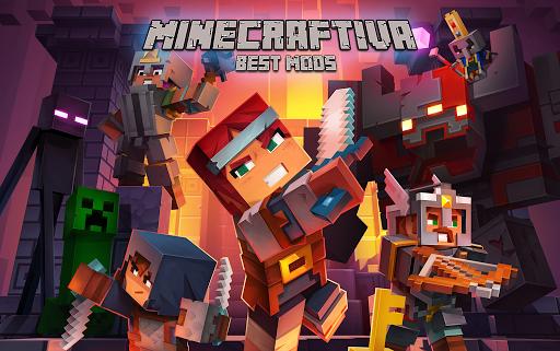 Minecraftiva Best Mods screenshot 3