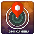 GPS Camera - Location on Photos icon