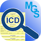 ICD-10 kod diagnosis icon