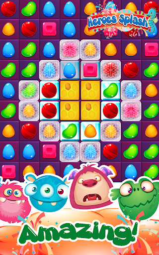 candy heroes mania screenshot 3