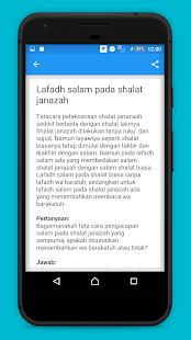 Panduan Sholat Mayit - náhled