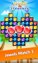 Diamond Jewel Treasure Casual APK screenshot thumbnail 3