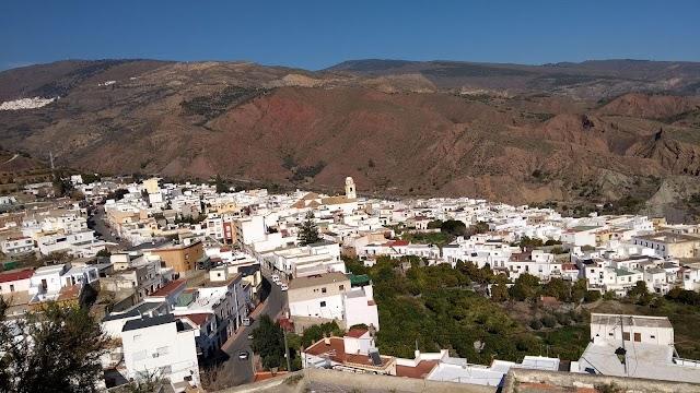 Pueblo de Canjáyar.