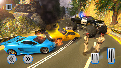 Police Truck Gangster Car Chase screenshots apkspray 3