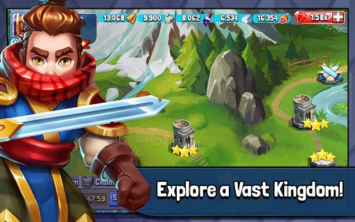 Dragonstone: Kingdoms 1.4.6 screenshots 3
