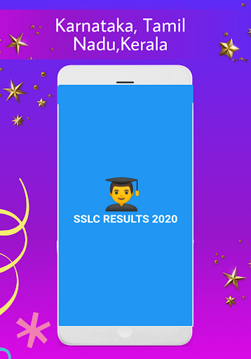 SSLC RESULT APP 2020 screenshot 1