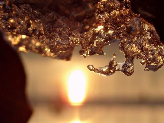 La fiamma sul ghiaccio di www.fioregiallophoto.it
