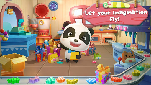 Little Panda's Candy Shop for PC