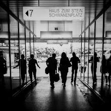 Photo: Haus zum Stein....  #street #streettogs #streetphotography #shootthestreet #blackandwhite #bw #monochrome