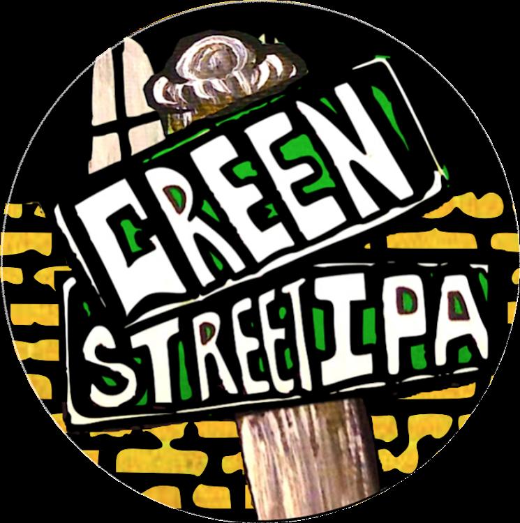 Logo of Four Mile Green Street IPA