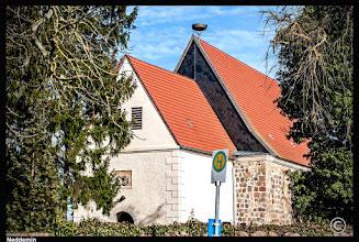 Photo: Feldsteinkirche in Neddemin aus dem Anfang des 14. Jahrhunderts