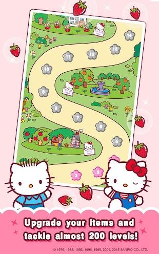 Hello Kitty Orchard Apk