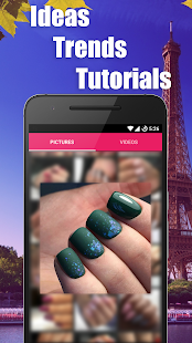 Nail manicure ideas, trends, tutorials - náhled