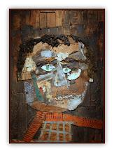Photo: Antonio Berni Retrato de Juanito Laguna 1961. 147 × 109 cm. Colección particular. Expo: Antonio Berni. Juanito y Ramona (MALBA 2014-2015)