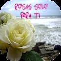 Rosas bonitas para ti icon