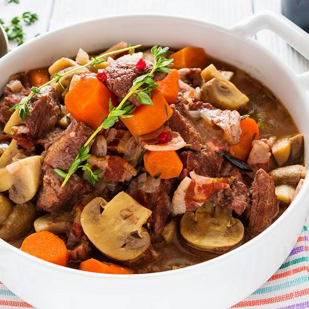 Hearty Healthy Beef Stew