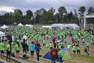 Photo: Los corredores verdes