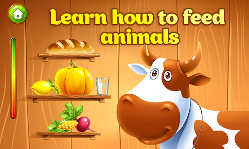Animal Farm for Kids - Learn Animals for Toddlers 1.0.22 screenshots 2