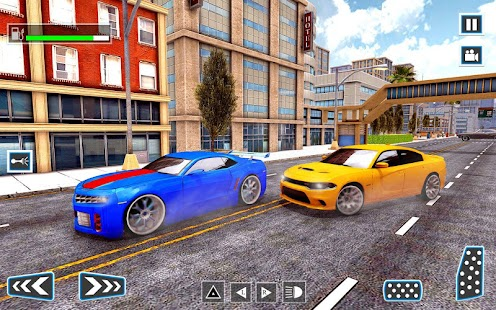 Muscle Car Racing Real American Traffic Rider Android Apps On