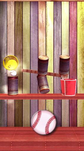 Knock Down Cans : hit cans apktram screenshots 4