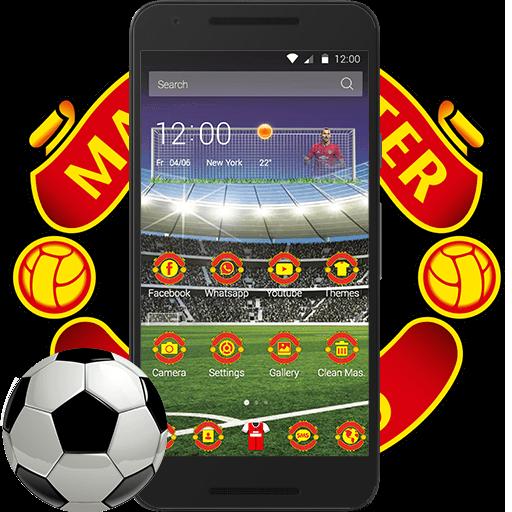 Manchester Football Launcher