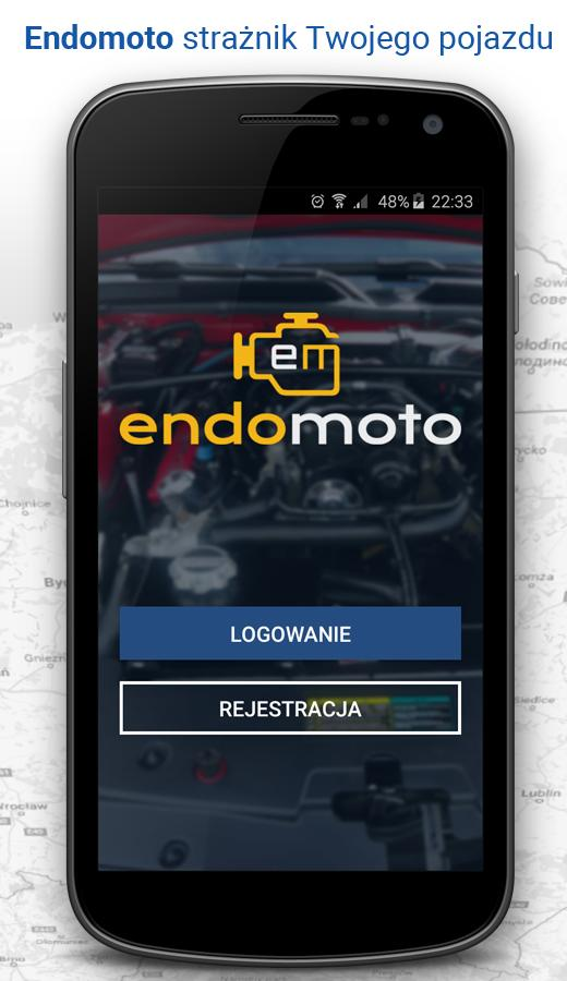 Endomoto- screenshot