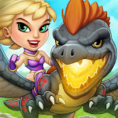 Dragon Rider: Soraya and Yowl