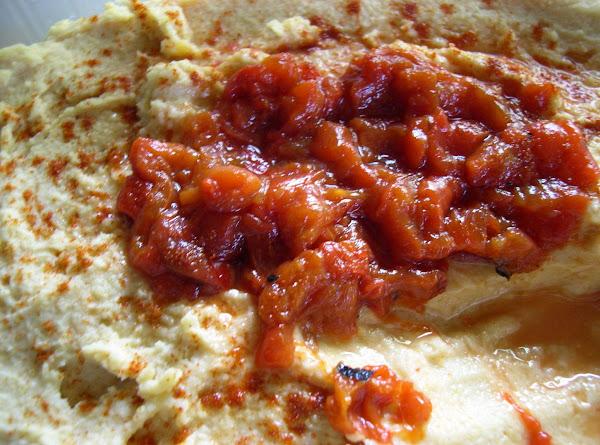 Hummus Without Tahini Recipe