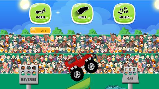 Monster Truck Game for Kids filehippodl screenshot 12