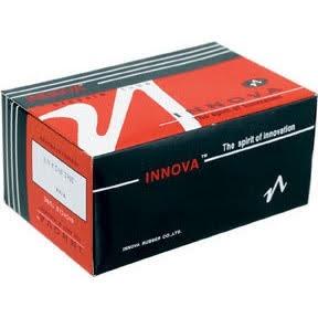 """Innova Butyl tube, 24 x 2.1-2.4"""" - Schrader"""