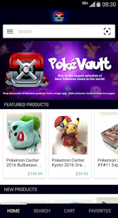 Poke Vault- screenshot thumbnail