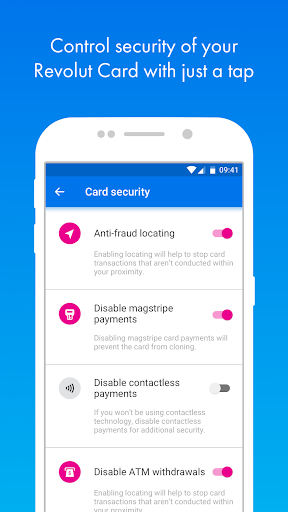 Revolut - Better than your bank screenshot 5