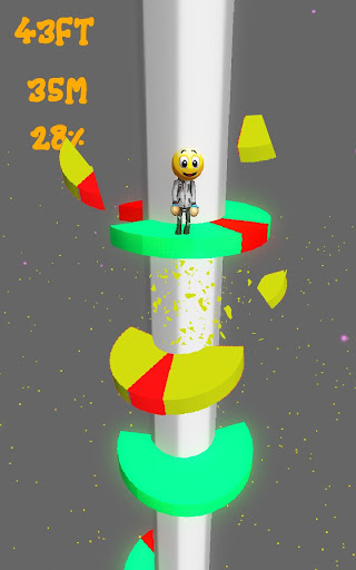 Helix the Buddy Jump 1.0 screenshots 5