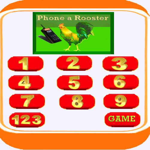 キッズゲーム:電話動物