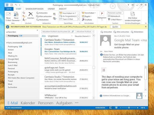 Learn Outlook Manual 2013
