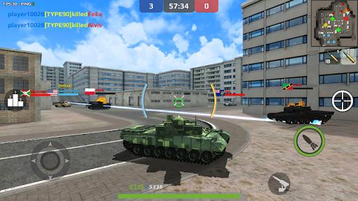 Armored War - Global PVP 2.0.38 screenshots 3