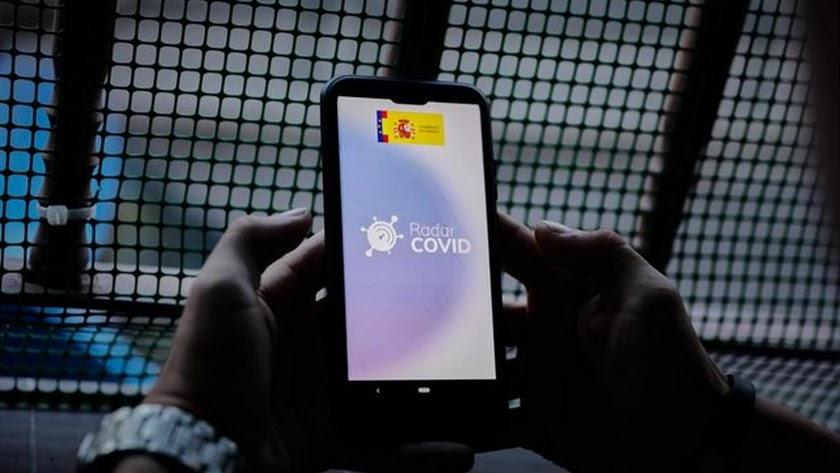 Radar Covid ya está disponible en Almería.