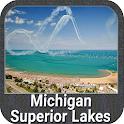 Michigan & Superior Lakes GPS icon