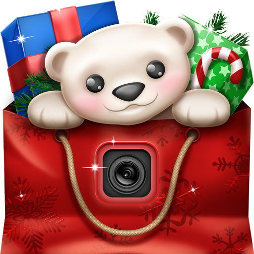 Christmas Photo Frames Editor