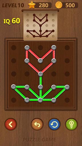 Line puzzle-Logical Practice 0.1 screenshots 1