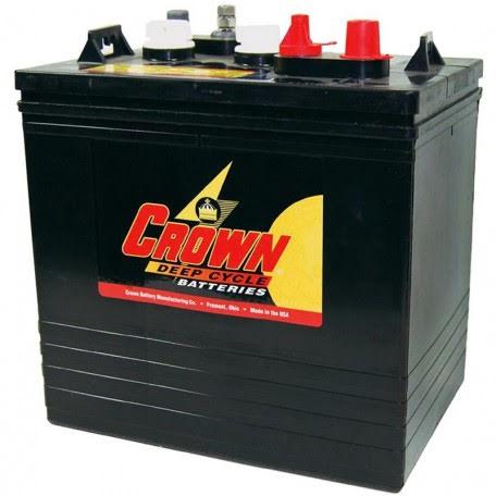 Deep-cycle batteri 6V/205Ah